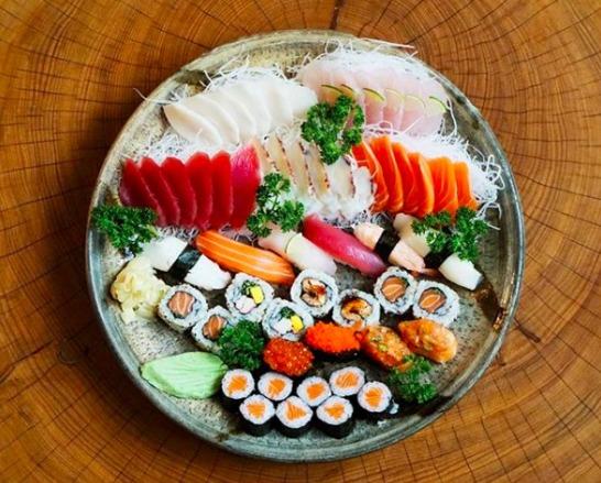 Combinados Sushi / Sashimi
